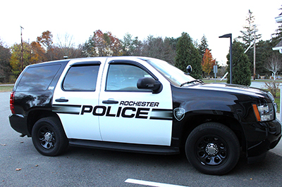 "Rochester Police Department - ""Dedicated to Community Service"""
